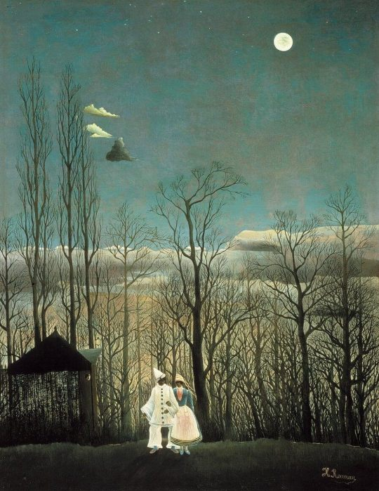 Carnival Evening, 1886 by Henri Rousseau