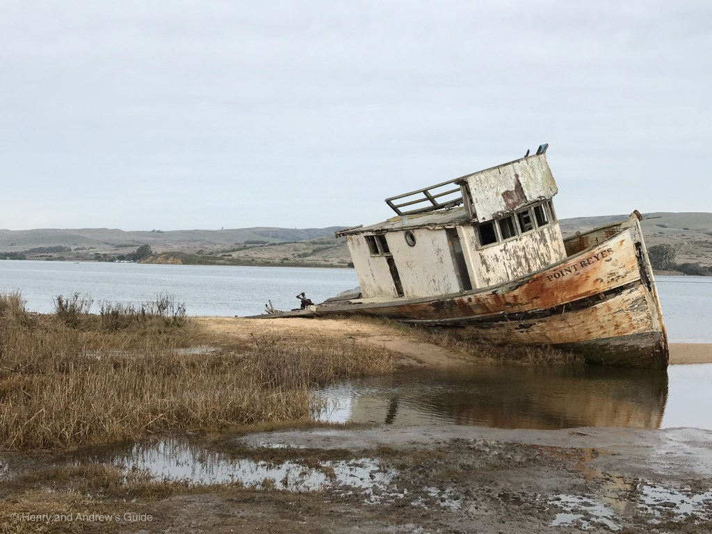Point Reyes with Toddler | Inverness Shipwreck with Kids | Henry and Andrew's Guide (www.henryandandrewsguide.com)