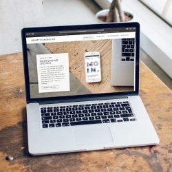 Webdesign - Startseite - Bremen