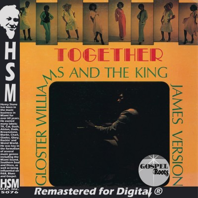 Gloster Williams CD Front Digi