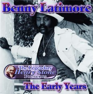 benny latimore early years