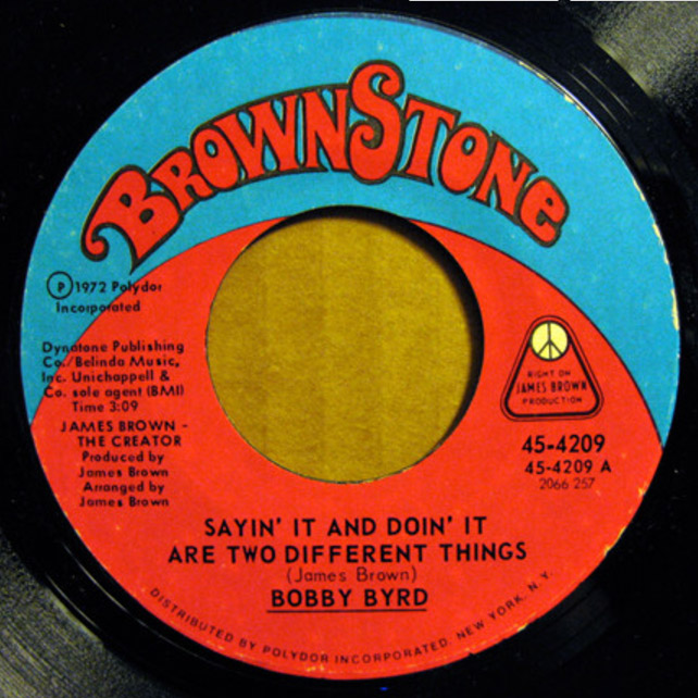 bobby byrd brownstone records