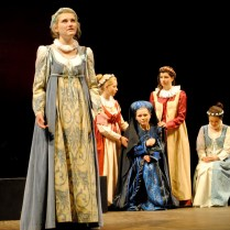 Catherine of Aragon and ladies in waiting - Henry VIII The Musical