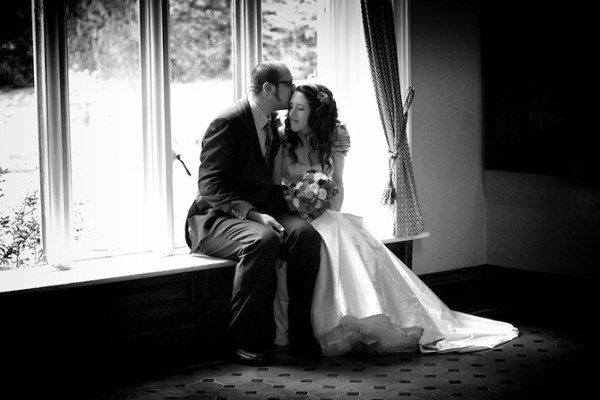 Wedding photography at Durrants House