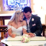 Winter Wedding Photography at Ramster