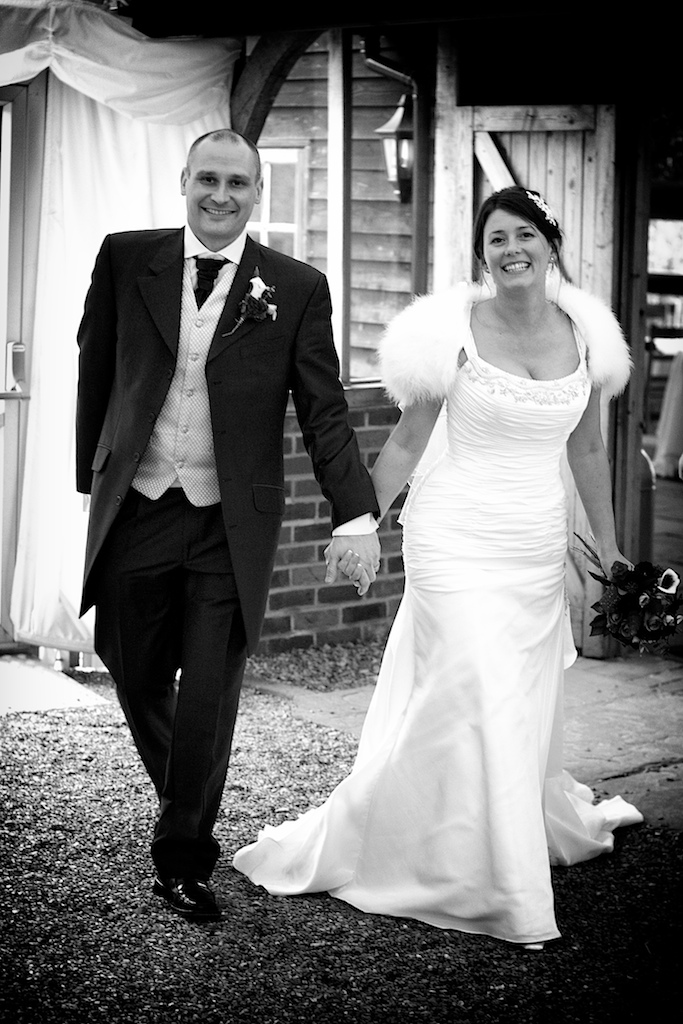 Gate Street Barn Wedding Photography