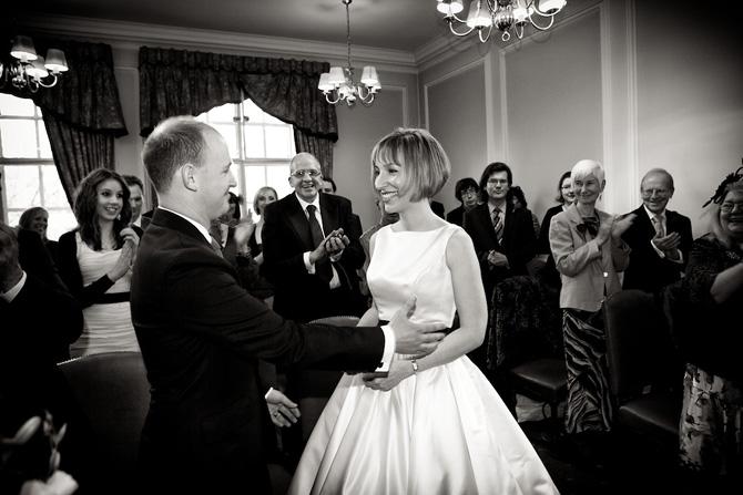 Marylebone Town Hall Wedding Photography