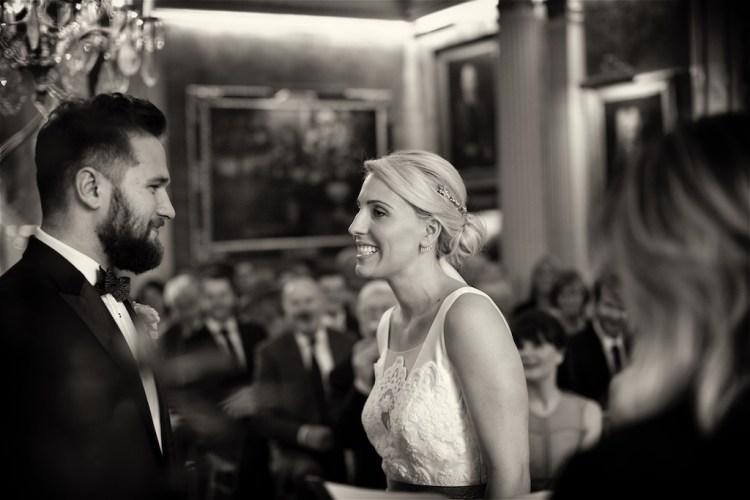 Savile Club Wedding Photography - Emma & Jack 11