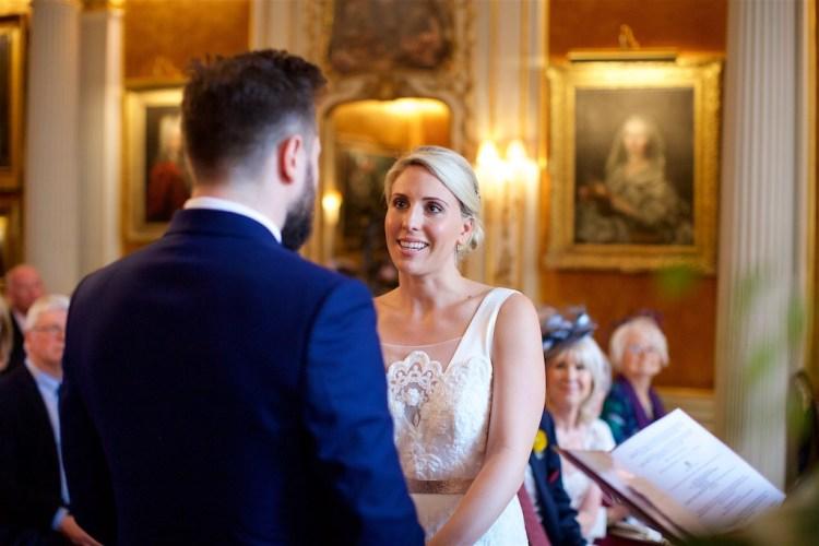 Savile Club Wedding Photography - Emma & Jack 13