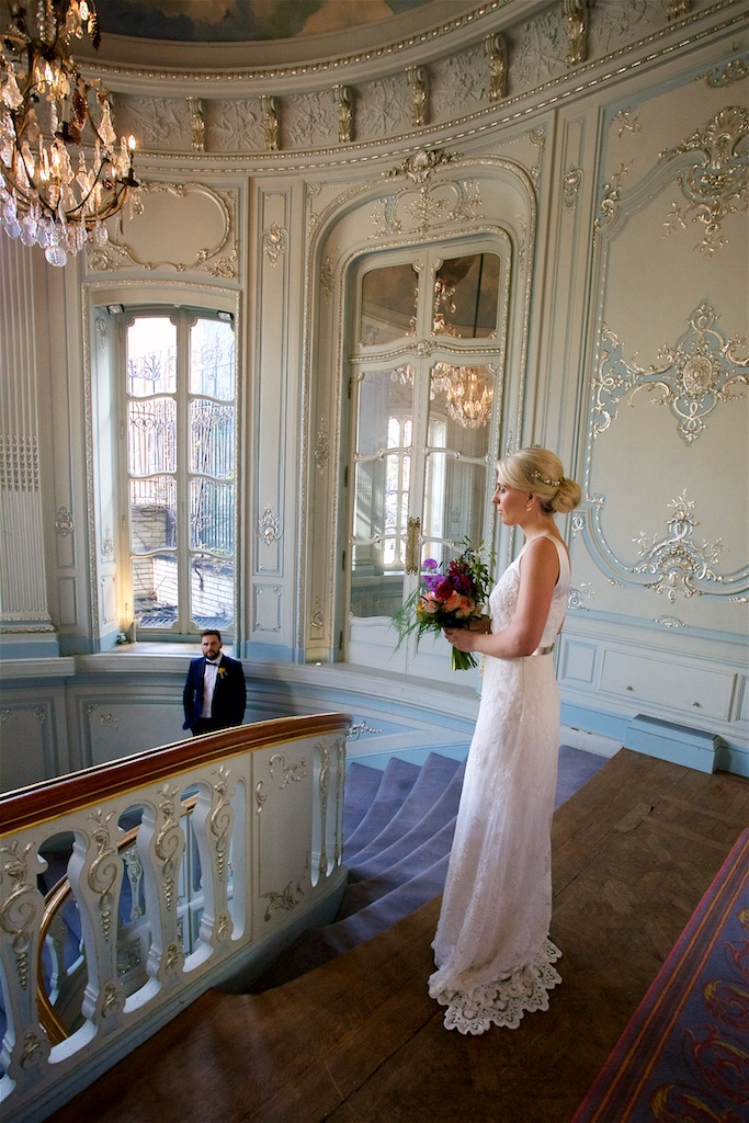 Savile Club Wedding Photography - Emma & Jack 26
