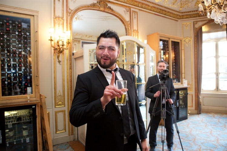Savile Club Wedding Photography - Emma & Jack 35
