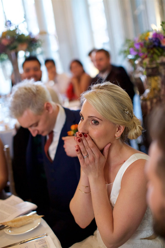 Savile Club Wedding Photography - Emma & Jack 43