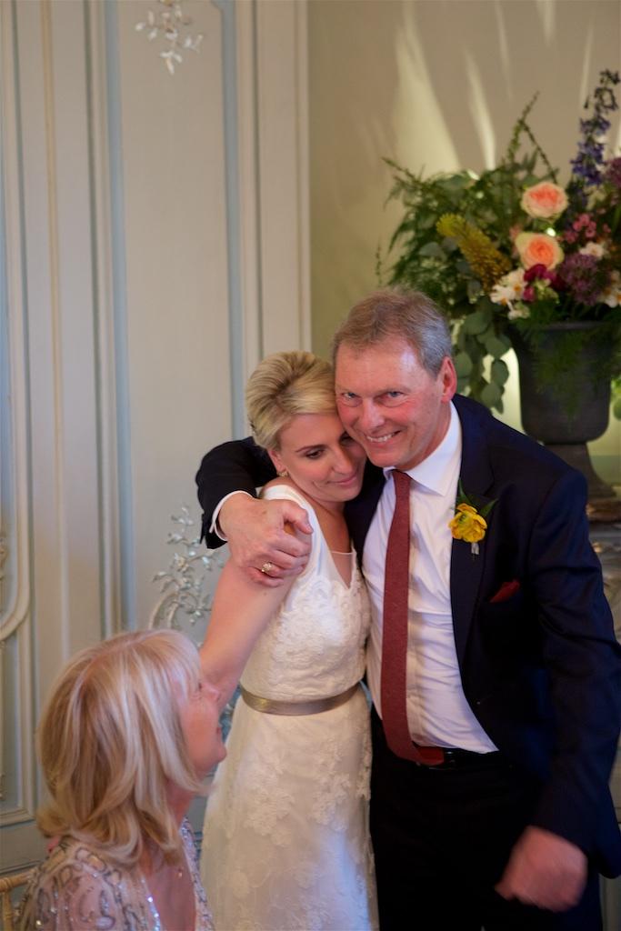 Savile Club Wedding Photography - Emma & Jack 46