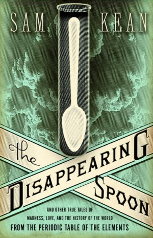 Best cover designs : THE DISAPPEARING SPOON