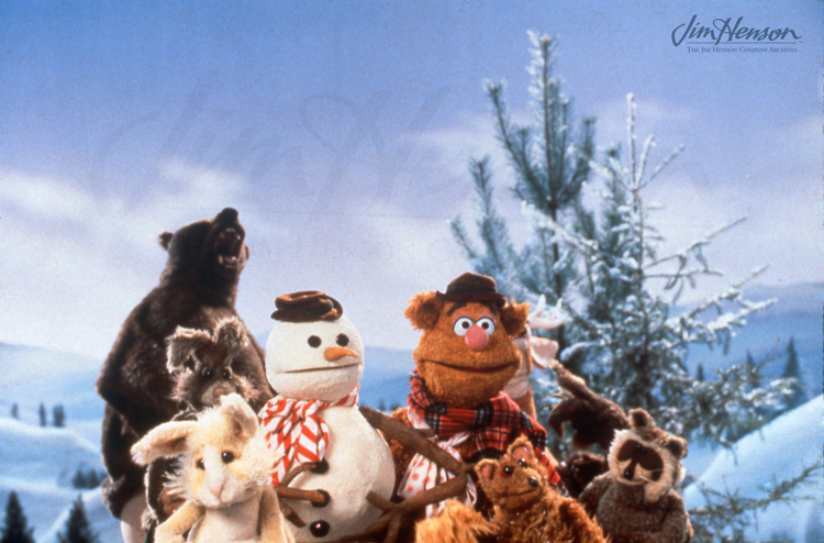 12161987 Muppet Family Christmas Airs Great Reviews