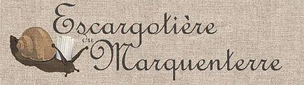 Logo Escargotière du Marquenterre