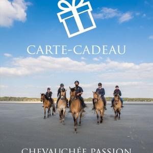 Carte-Cadeau | Chevauchée Passion en Marquenterre