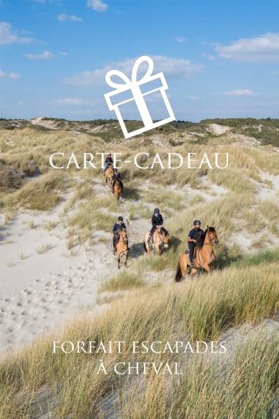 Giftcard | Horse getaway package