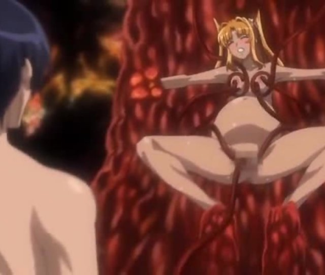 Tentacle And Witches 4 Hentai Anime Slave