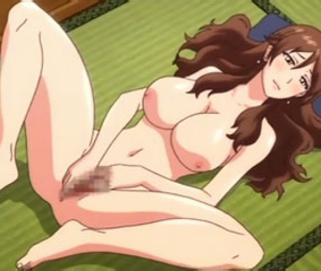 Big Breasted Hentai Babe Spread Wide Her Pussy And Gets Nailed