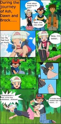 pokemon hentai dawn mom s
