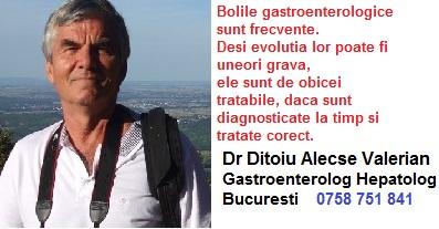 Cabinet de gastroenterologie si hepatologie Bucuresti 0758 751 841