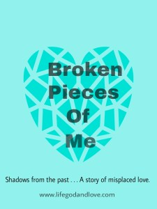 Broken pieces of me series...