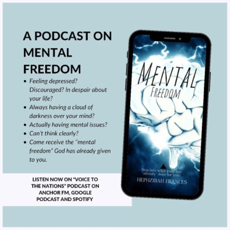 THE BASIS OF OUR FREEDOM || Mental Health Freedom Ep 2