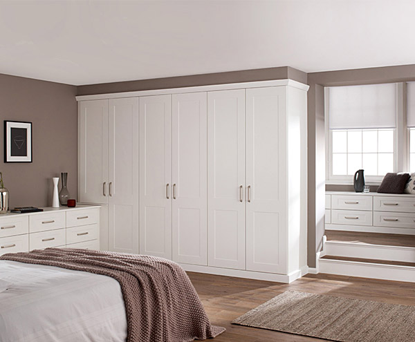 Kingsbury Hepplewhite Fitted Bedrooms Amp Home Offices