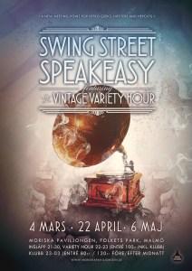 Swing Street Speakeasy and The Vintage Variety Hour
