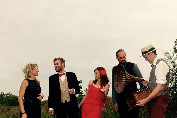 Live i loungen: Swing Street Orchestra + DJ Anton Cervin