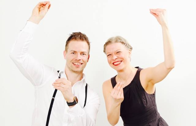 Theme class: Energy and communication in Lindy Hop