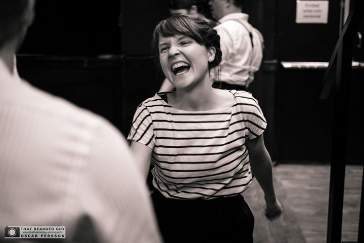 Monday Night Swing + Lindy Hop class for beginners 9/9