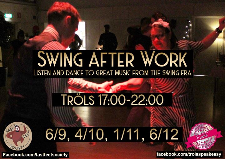 Swing After Work at Tröls 4/10
