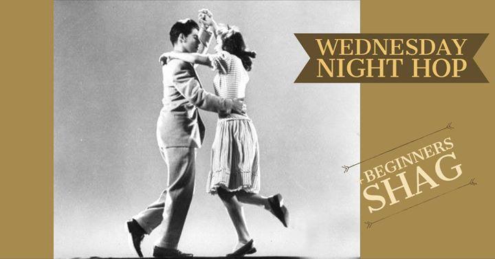 Wednesday Night Hop & Shag Night 6/11