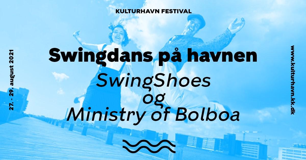 Swingdans på havnen