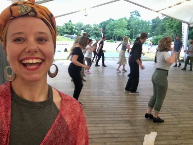 Jennys Jazz part 2: solo improvisation and experimentation