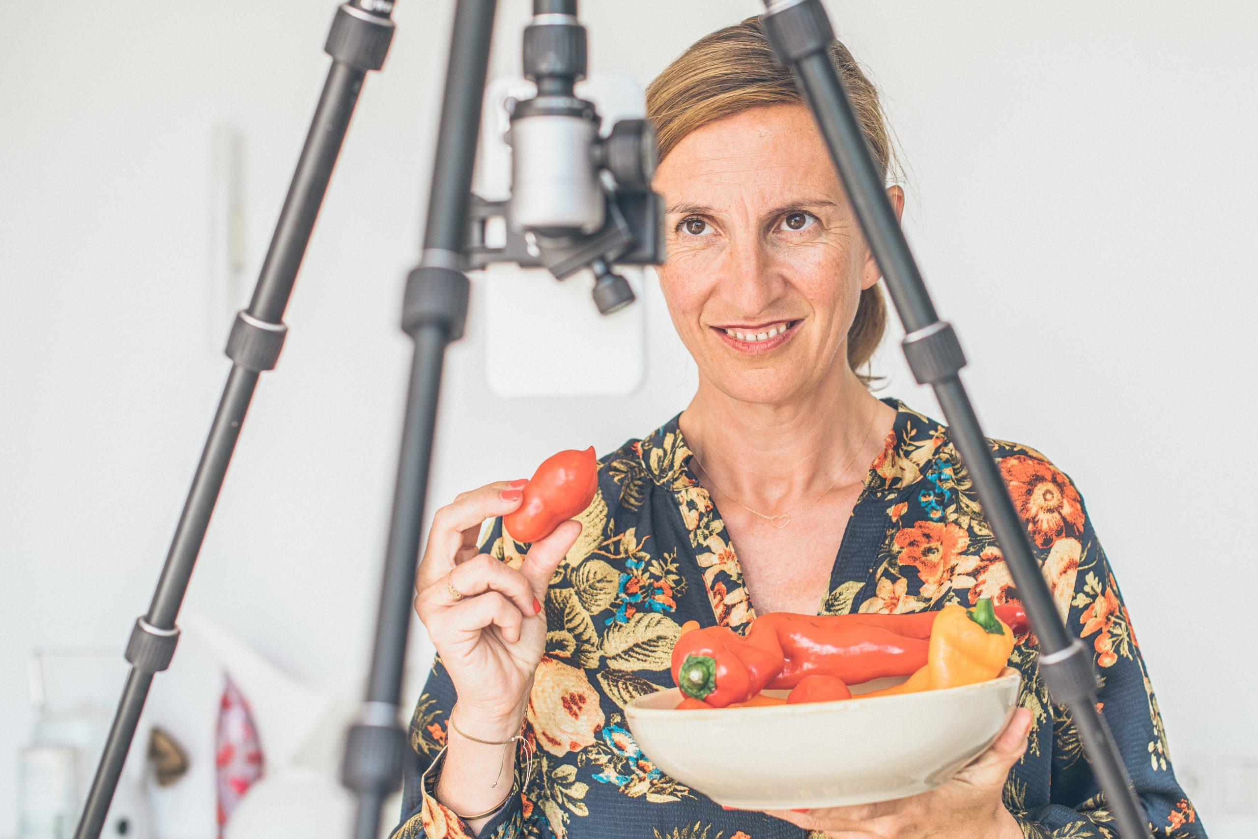 Pascale Neuens - Coach und Ernährungsberaterin