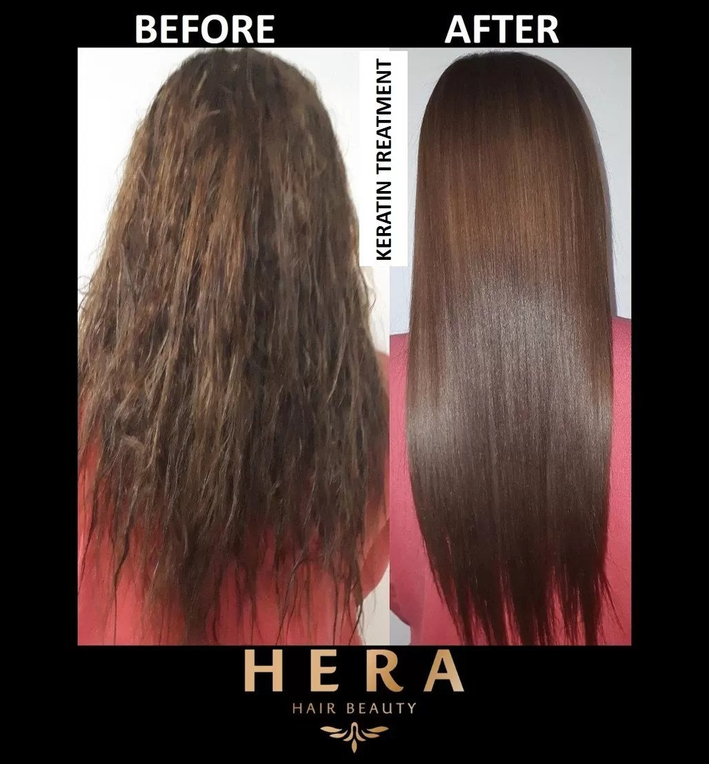 Can You Brush Your Hair After A Keratin Treatment Hera Hair Beauty