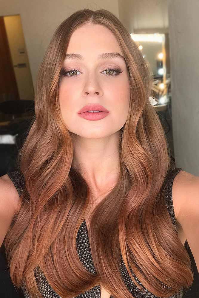 sweet-strawberry-blonde-hair-caramel-brown-wavy