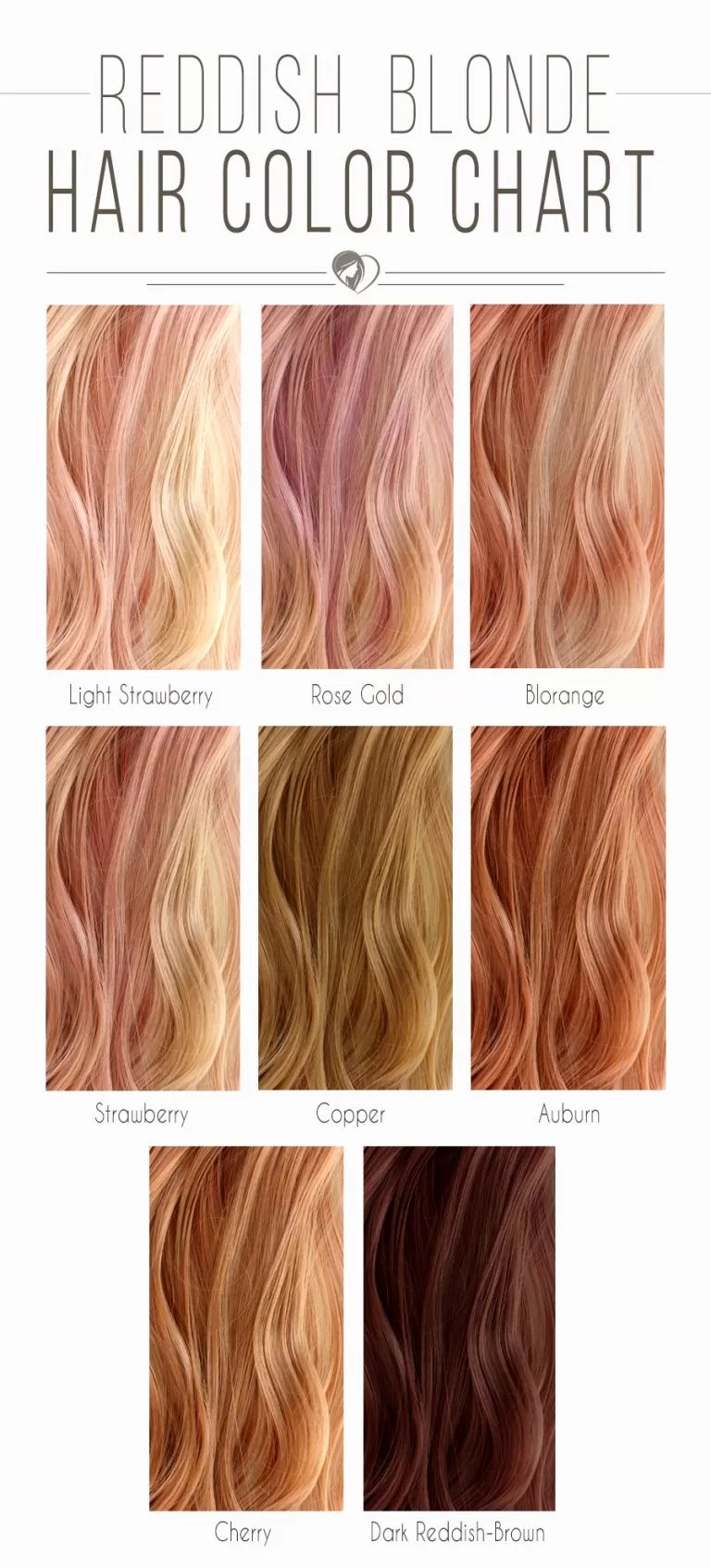 blonde-hair-color-chart-reddish-768x1694