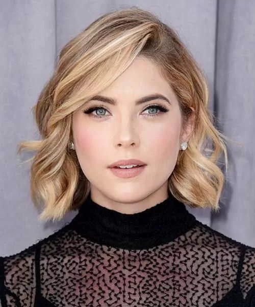 Image result for Ashley Benson bob