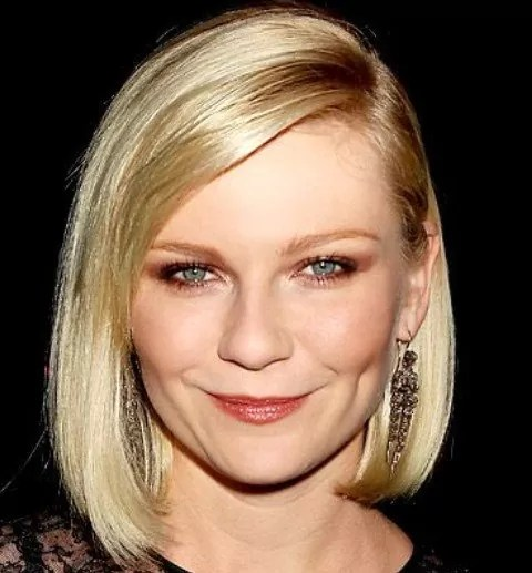 Image result for Kirsten Dunst bob
