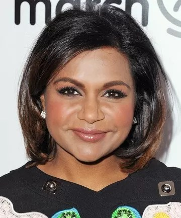 Image result for Mindy Kaling bob