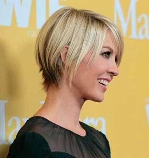 Long Crop hairstyle for women