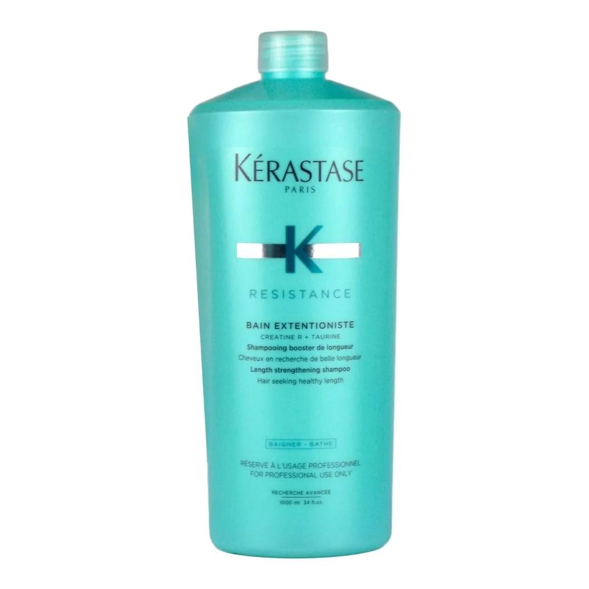 Kerastase Resistance Bain Extentioniste Length Strengthening Shampoo