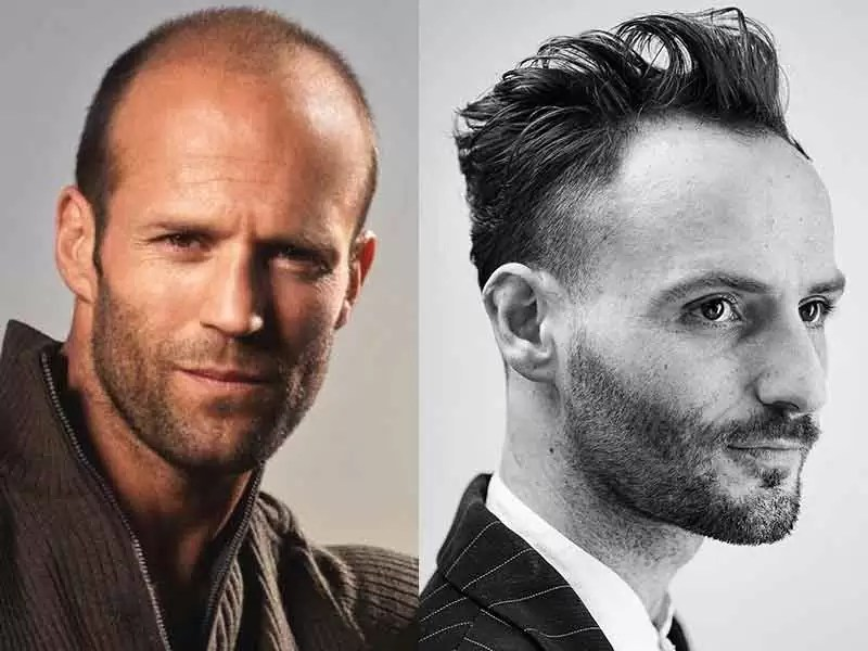11 Hairstyles For Men With Thin Hair And Big Forehead