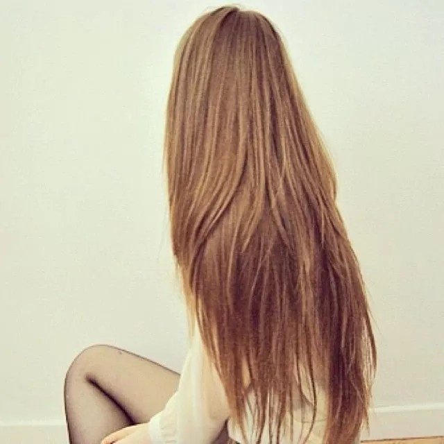 Super Long And Straight Hair Pictures, Photos, and Images for Facebook, Tumblr, Pinterest, and Twitter