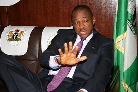 Ex-Enugu Governor, Sullivan Chime