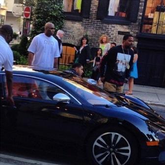Drake-Bugatti
